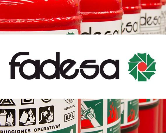 Producción de fotos para Fadesa