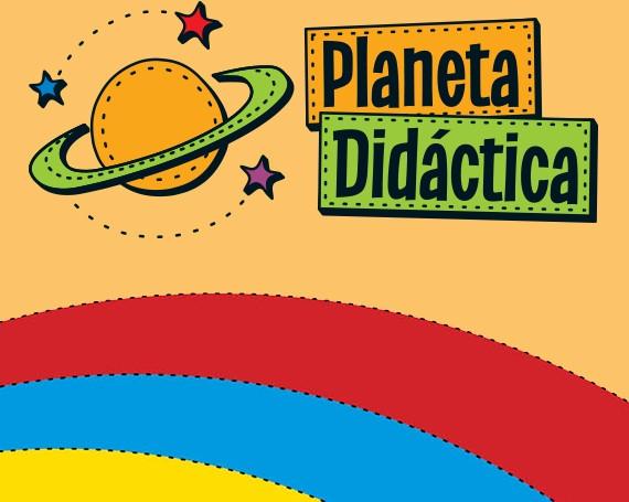 Rediseño de marca & Identidad Visual para Planeta Didáctica