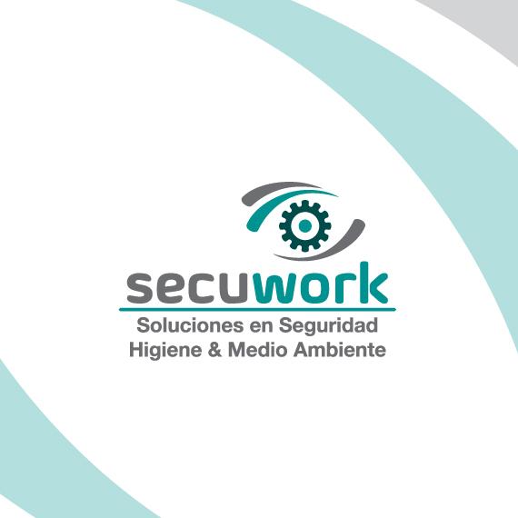 Secuwork – Isologo, Imagen Institucional & Sitio Web